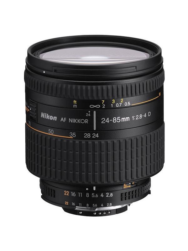 Nikon Objetivo AF-D Zoom  24-85mm f2.8/4 IF