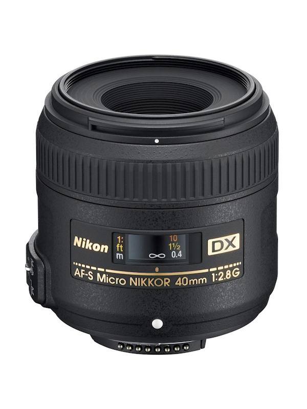 Nikon Objetivo DX  40mm G f2.8 Micro AF-S
