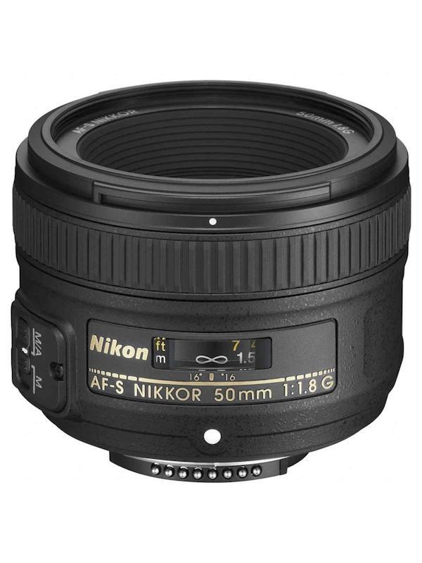 Nikon Objetivo AF-S  50mm G f1.8