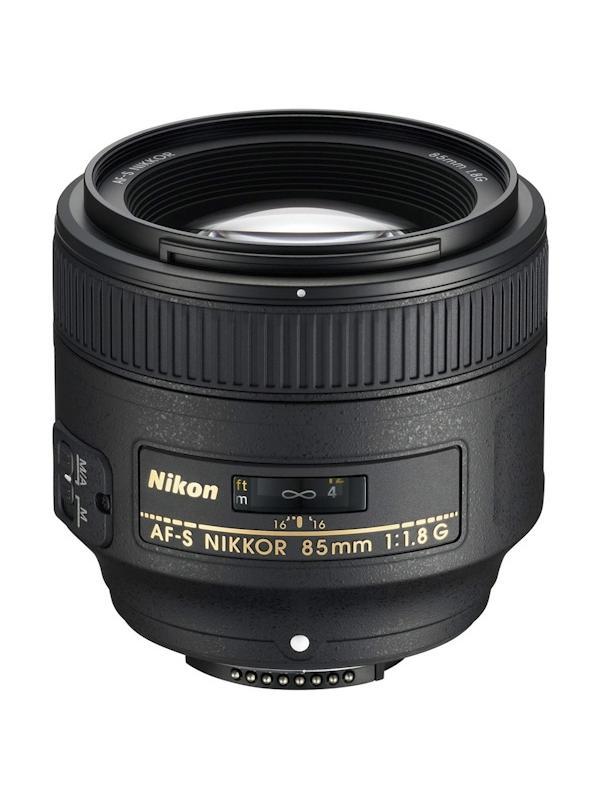 Nikon Objetivo AF-S  85mm G f1.8 AF-S