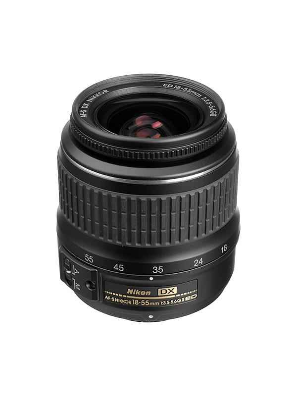 Nikon Objetivo DX Zoom 18-55mm G II AF-S