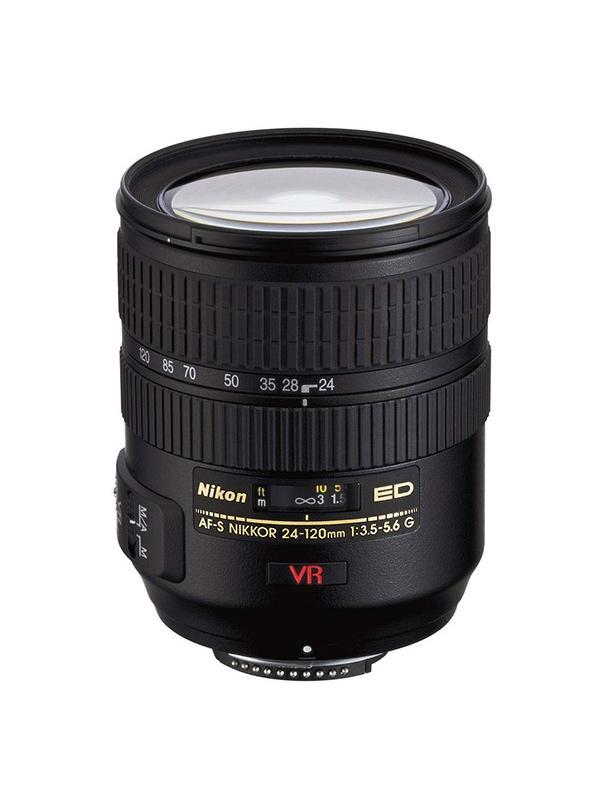 Nikon Objetivo AF-S Zoom  24-120mm f3.5-5.6 G VR