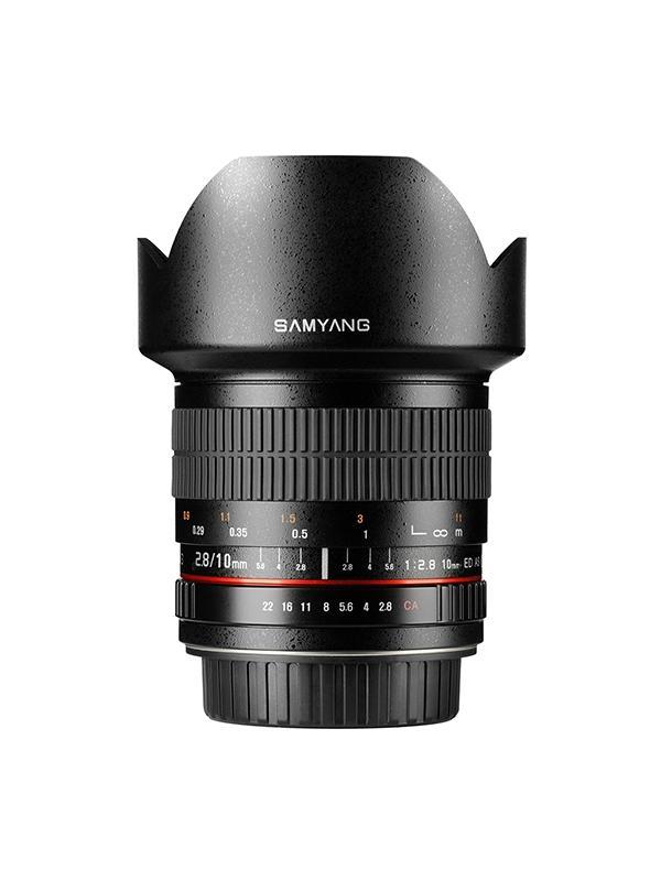 Samyang Objetivo Nikon AE  10mm f2.8 ED AS NCS (APS-C) -