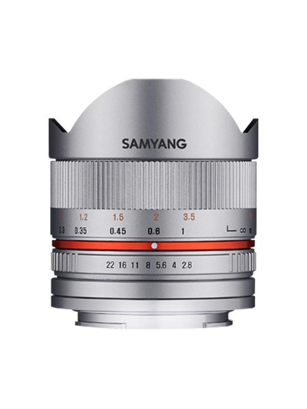 Samyang Sony E   8mm f2.8 II UMC Fisheye (CSC) -