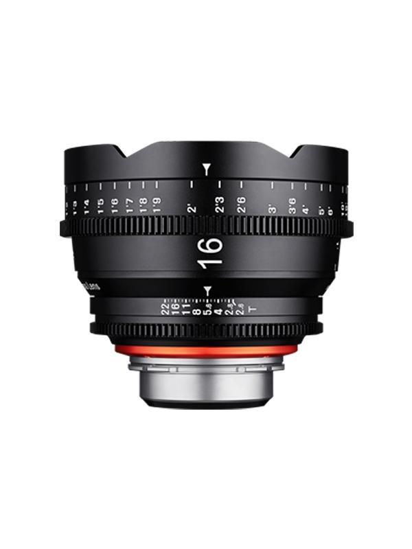 Samyang Xeen Canon  16mm T2 Cine -