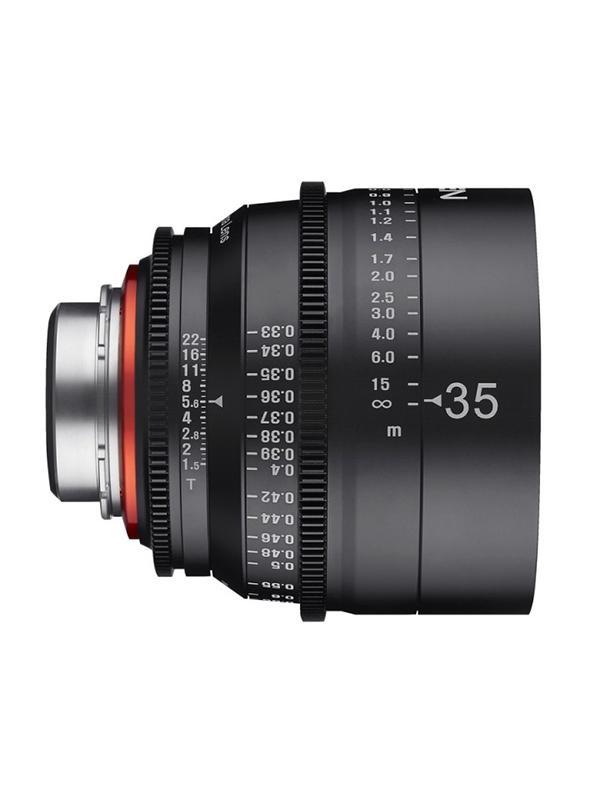 Samyang Xeen Canon 35mm T1.5 Cine -