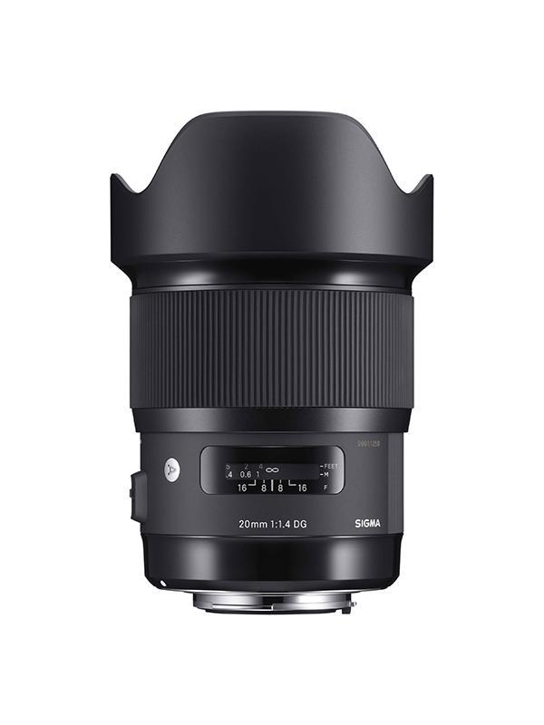Objetivo Sigma DG  20mm f1.4 Art HSM Nikon -