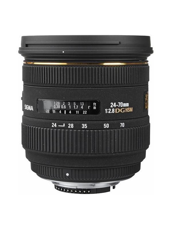 Sigma DG  24-70mm f2.8 IF EX  HSM Nikon -