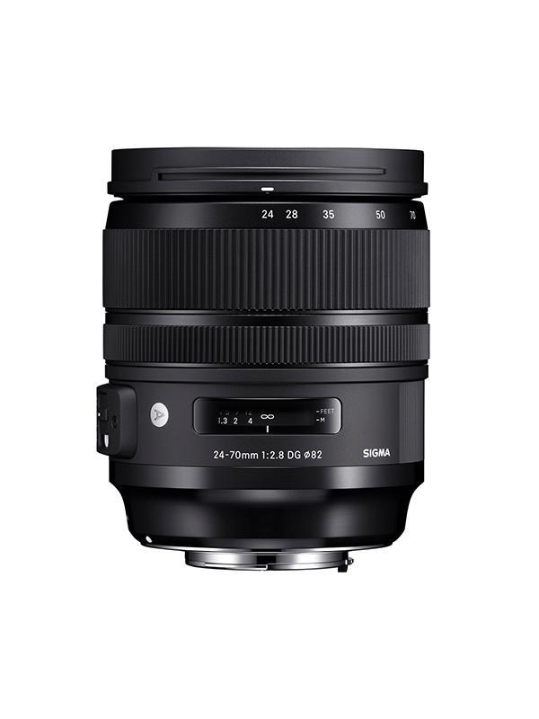 Sigma DG  24-70mm f2.8 Art HSM OS Canon