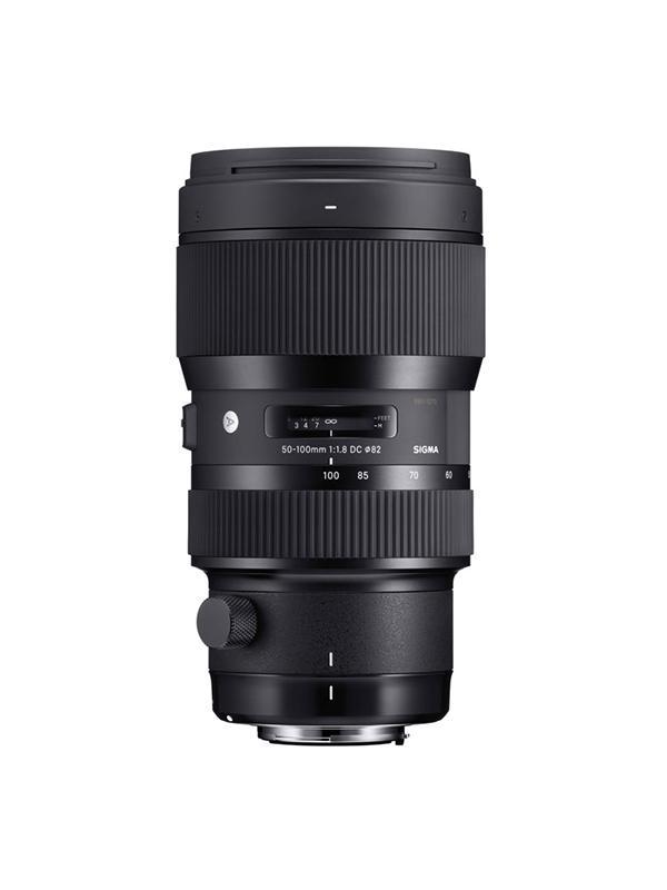 Sigma Objetivo DC  50-100mm f1.8 Art  HSM Nikon -