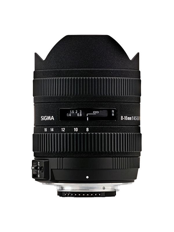 Sigma DC   8-16mm f4.5-5.6  HSM Nikon