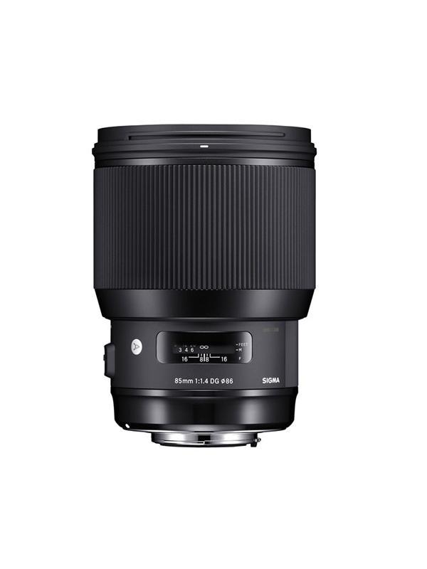 Sigma Objetivo DG  85mm f1.4 Art  HSM Nikon -