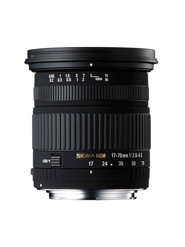 Sigma DC  17-70mm f2.8-4 OS HSM Macro Canon -
