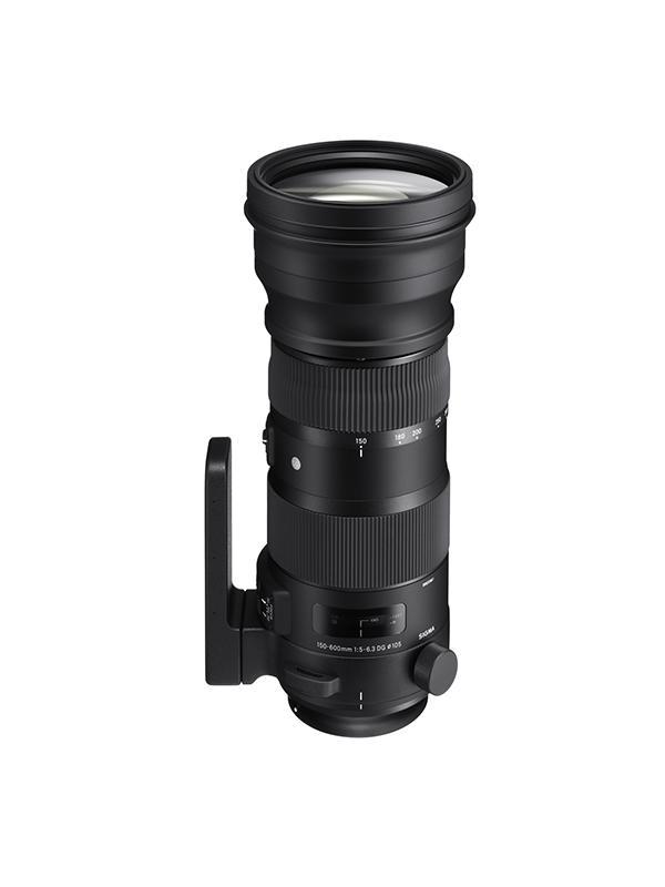 Sigma DG 150-600mm f5-6.3 Sports  OS HSM Canon -