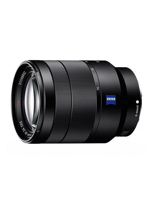Sony Objetivo AF E  24-70mm f4 FE Zeiss Vario Tessar T* Oss -