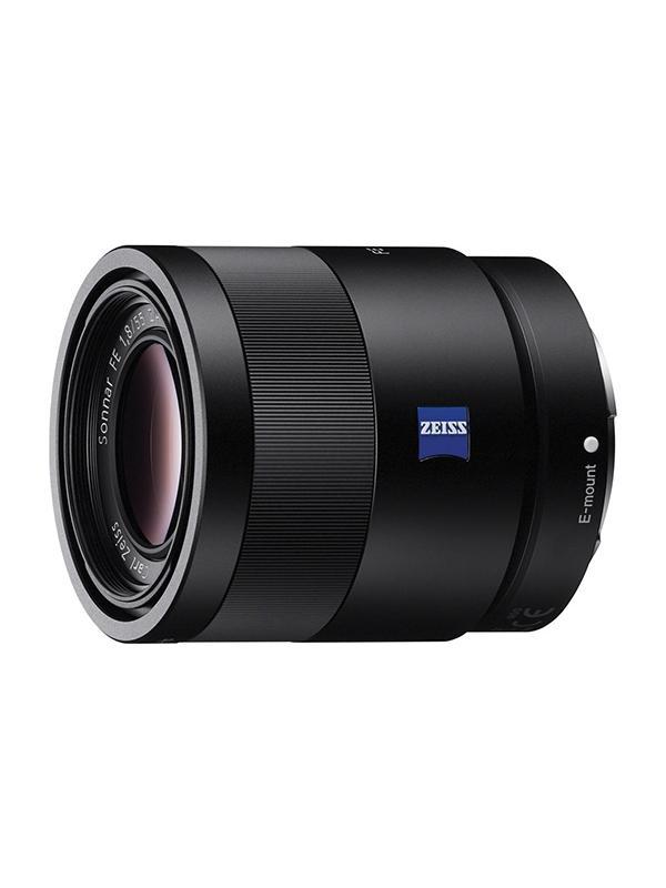 Sony Objetivo AF E  55mm f1.8  FE Sonnar ZA Full Frame -