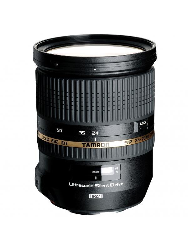 Tamron Objetivo SP  24-70mm f2.8 Di VC USD Nikon -