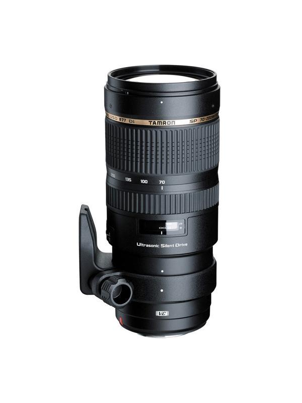 Tamron Objetivo SP  70-200mm f2.8 Nikon II Di VC USD - Hasta fin de stock