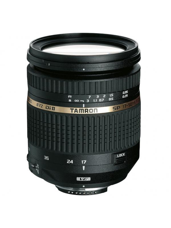 Tamron Objetivo AF  17-50mm f2.8 Di II VC Nikon -