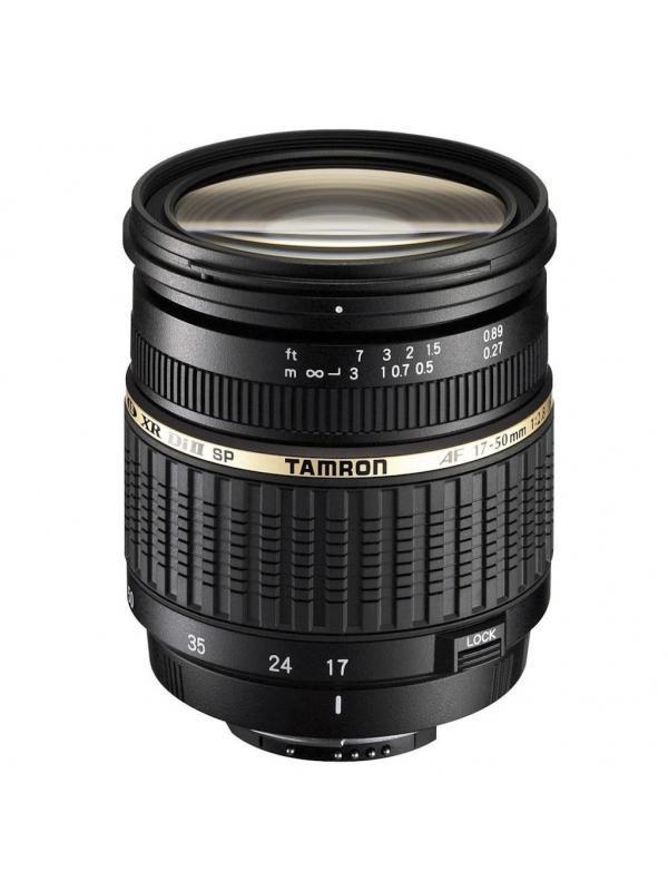 Tamron Objetivo AF  17-50mm f2.8 Di II Nikon II -