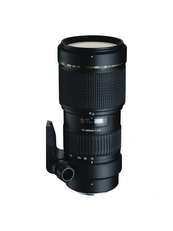 Tamron Objetivo AF  70-200mm f2.8 Di Nikon II -