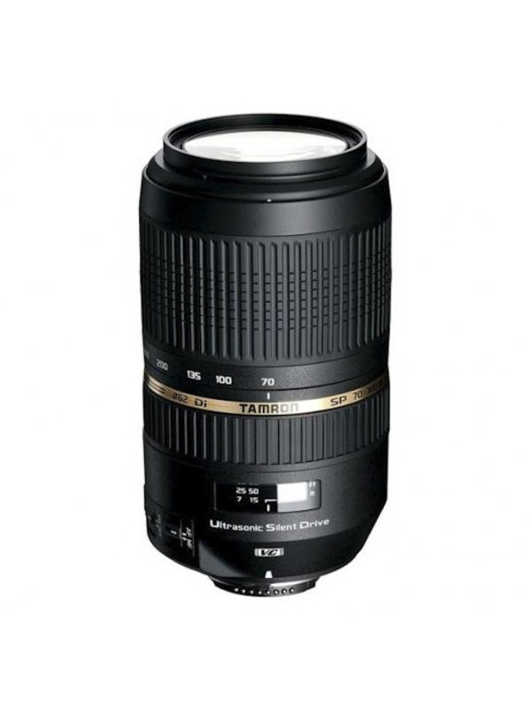 Tamron Objetivo AF  70-300mm f4-5.6 Di VC Nikon II -