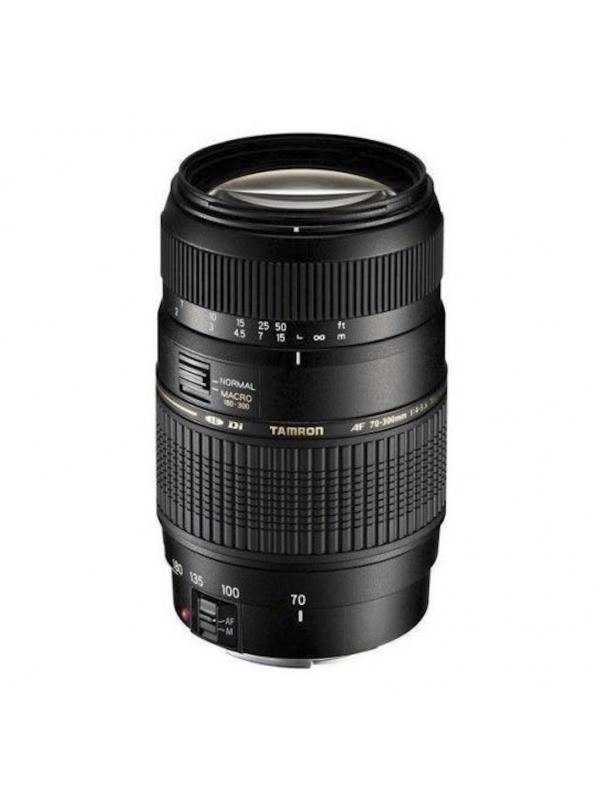 Tamron Objetivo AF  70-300mm f4-5.6 Di Nikon II -
