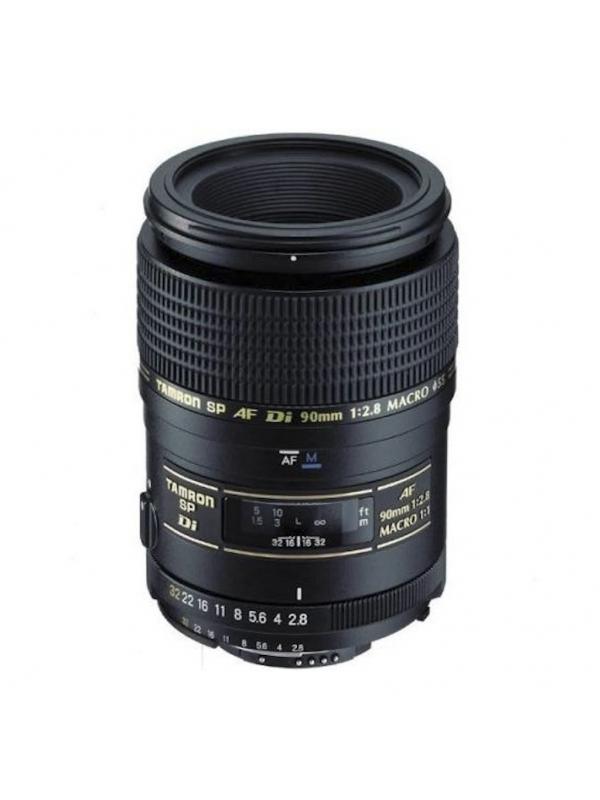 Tamron Objetivo AF  90mm f2.8 SP Di MACRO 1:1 Nikon II -