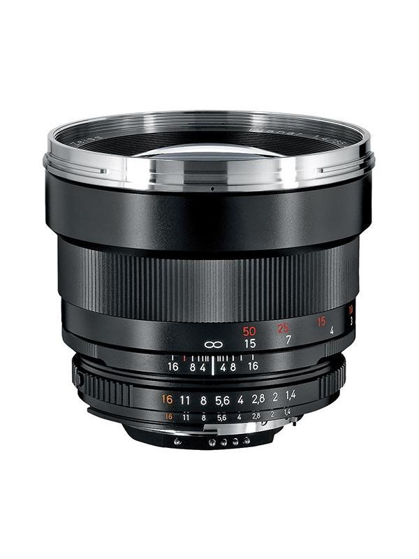 Zeiss Objetivo Planar T* 1.4/85mm p/ Nikon -