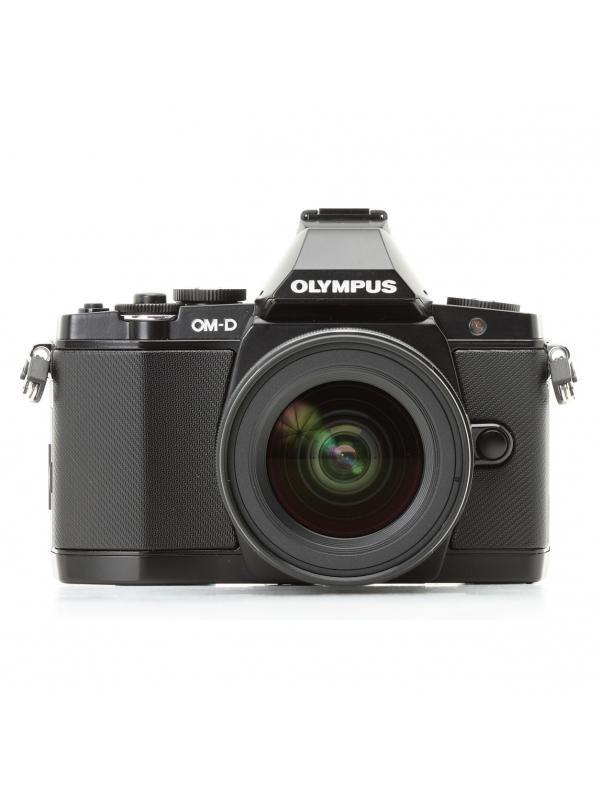 Olympus Camara OM-D EM-5 Kit con 12-50mm Negro -