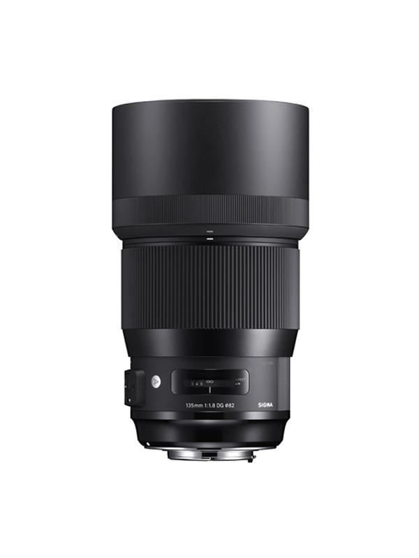 Sigma DG  135mm f1.8 Art HSM Canon