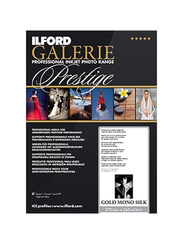 Ilford Galery Prestige Mono Silk 270g A4 25 Hojas -