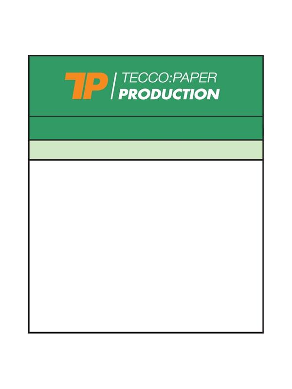 TECCO:PRODUCTION Satin Blanco 265g (SW265) 50 hojas A3+ -