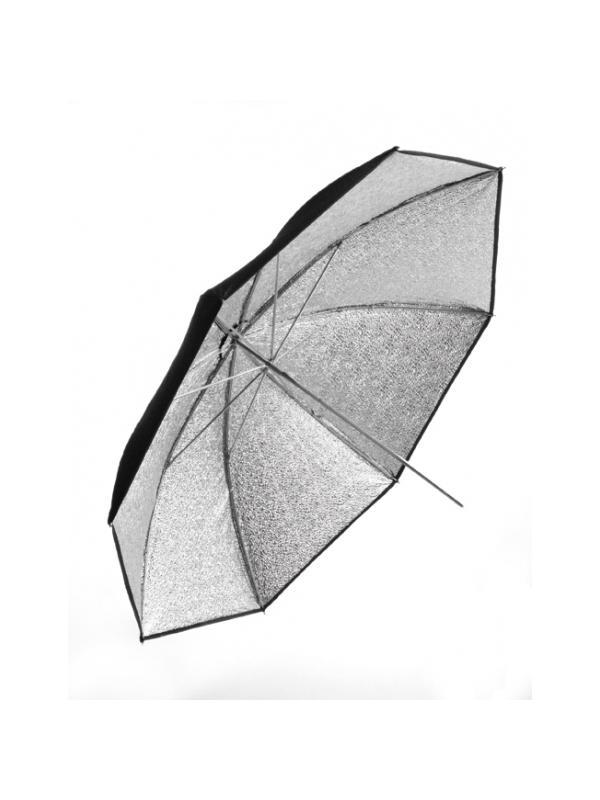 Lastolite Paraguas 80cm Blanco / Plata / Negro -