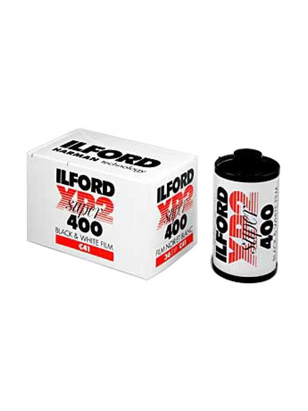 Ilford Película XP-2 135/36 Pack 10 -