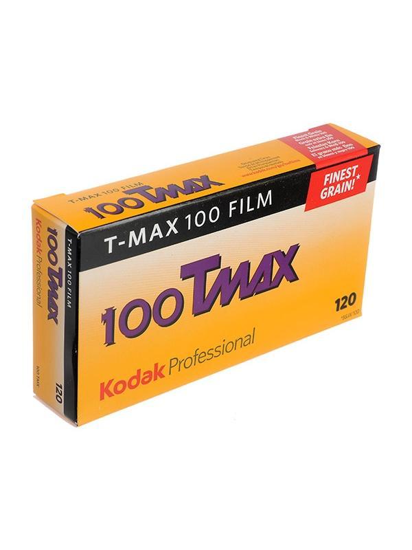Kodak Película TMX 120 Pack 5 - 100 ISO -