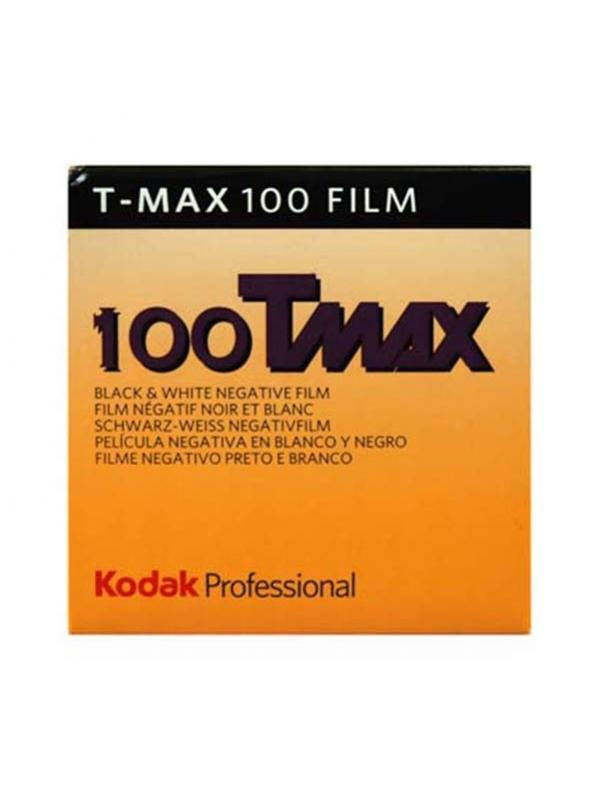 Kodak Película TMX 4x5 (10x12) 50 Hojas -