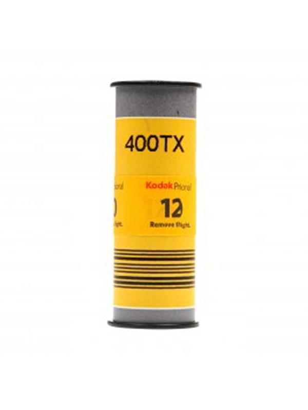 Kodak Película Tri-X Pan 120 Pack 5 - 400 ISO -