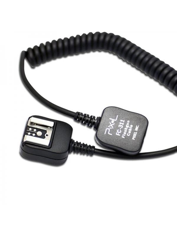 Pixel Cable TTL 3.6m FC311M p/ Canon -