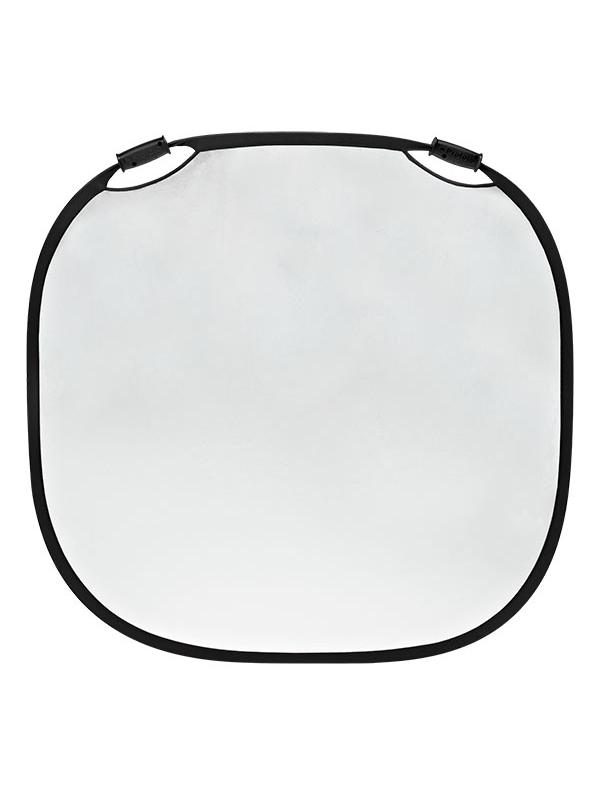 Profoto Reflector Plegable L 120cm  Plata / Blanco -