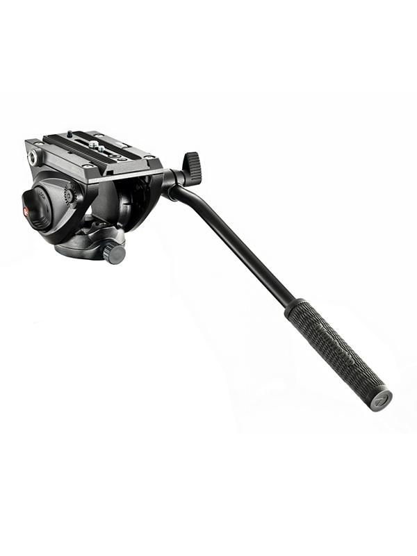 Manfrotto Rótula Vídeo MVH500AH 2 Way Plato Largo -