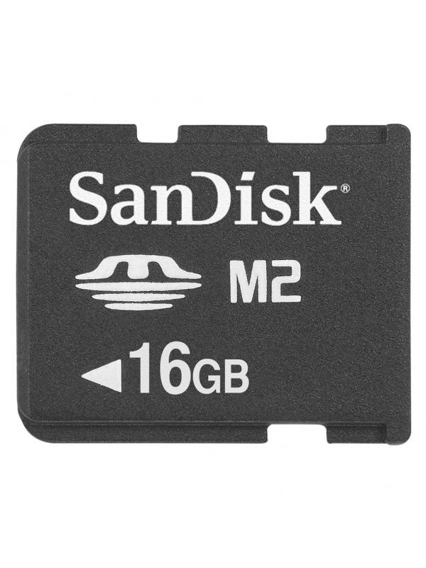 Sandisk Memory Stick Micro 16GB -