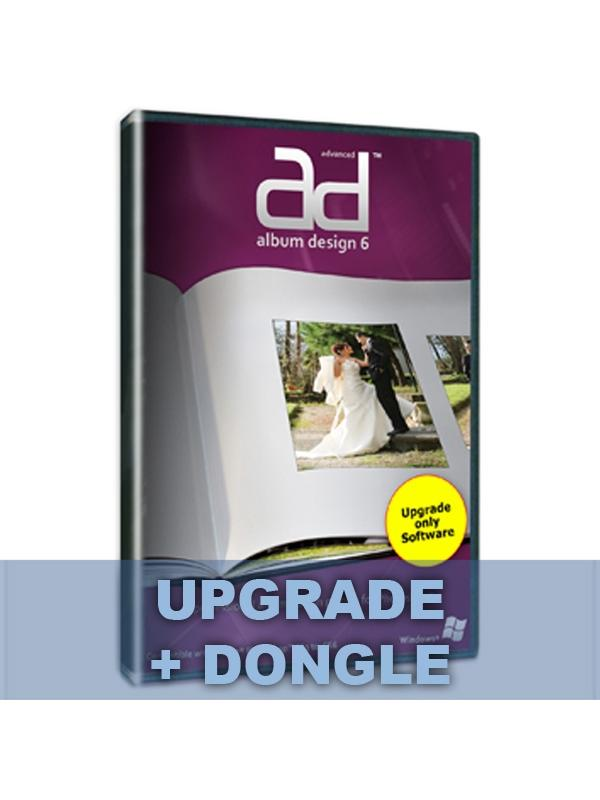 SPC Album Design 6 Win Upg. + Add. License -