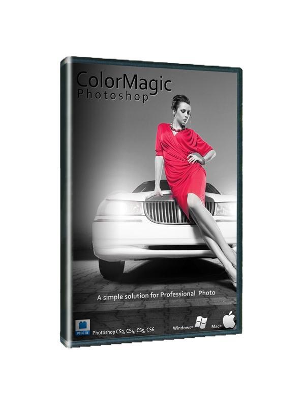 SPC Color Magic 2 para Photoshop Win / Mac -