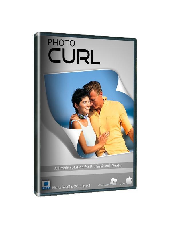SPC Photo Curl para Photoshop Win / Mac -