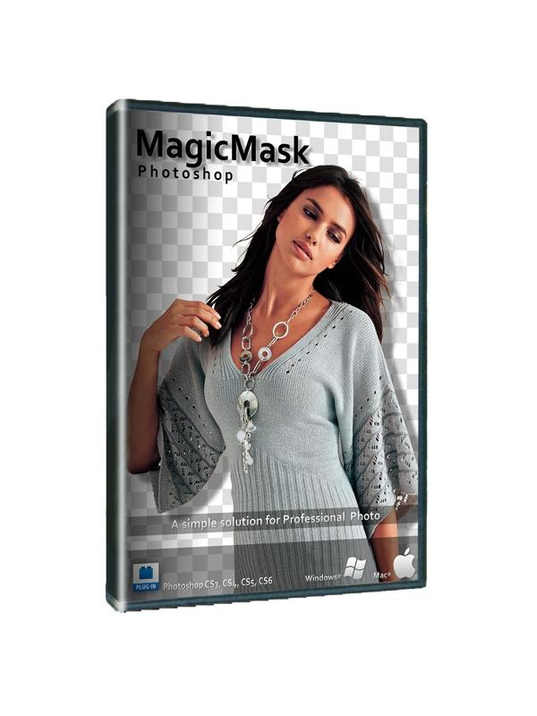 SPC Magic Mask 2 para Photoshop Win / Mac -