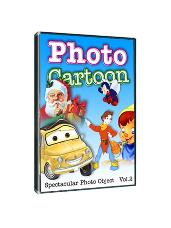 SPC Photo Cartoon vol. 2 Win & Mac -