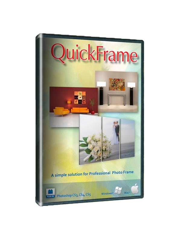 SPC Quick Frame para Photoshop Win / Mac -