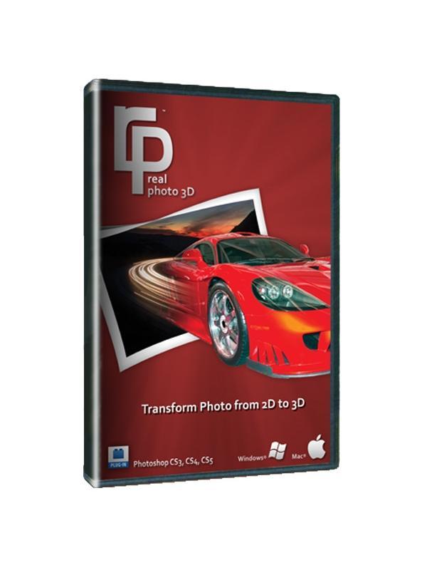 SPC Real 3D para Photoshop Win / Mac -