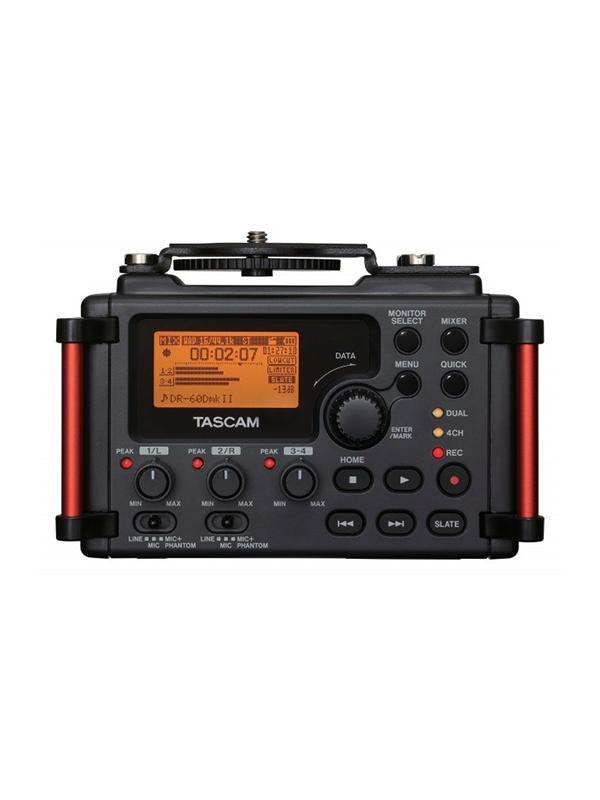 Tascam DR60D Mk II para DSLR -